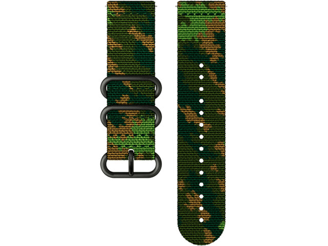 Suunto Traverse Bracelet de montre Textile, woodland